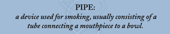 Tobacco Pipe Definition